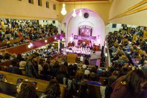 12th November 2016: North Manchester communities came together for a huge ShabbatUK Havdalah Finale