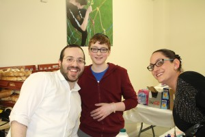 13th March 2016:  Fun and games at  BHH Leed's Pre-Purim Carnival