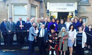 13th May  2015:  The 'Singers  Hill  Sightseers' travel up north on three-day  visit to Scottish  Jewish communities and the Lake District
