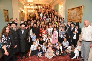 September 2016: A Pre-Rosh Hashana Shabbaton for Jews from across the regions