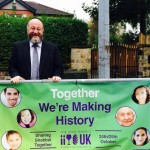 Chief Rabbi Mirvis out in London to promote Shabbat UK