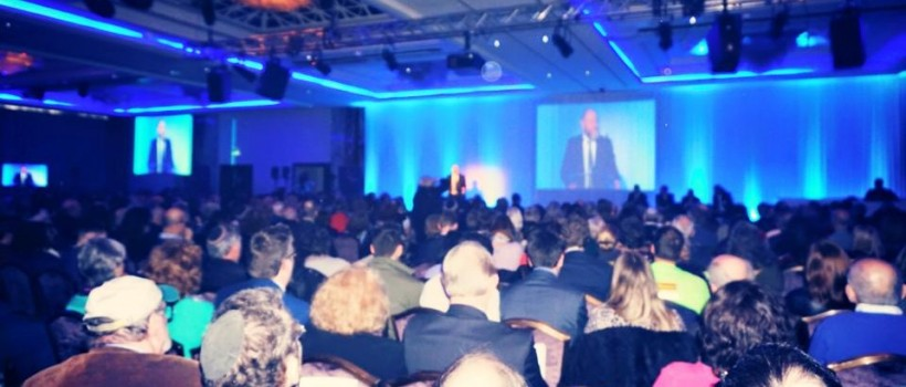 Chief Rabbi Mirvis speaks at the 'We Believe in Israel Conference'