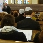 The chief Rabbi talks